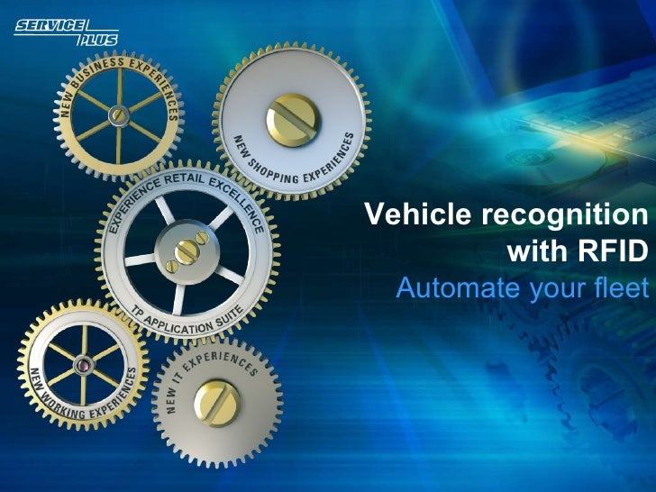 Automate your fleet Vehicle recognition with RFID