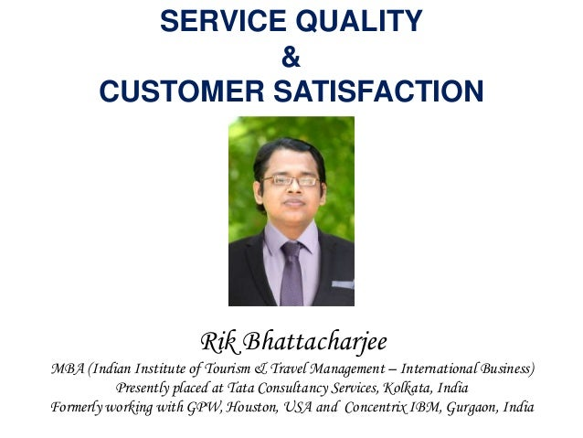 Writing service online quality and customer satisfaction