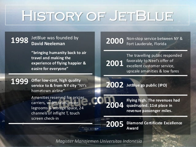jet blue ipo case study excel Jetblue airways ipo valuation kevin haber, chase boyle, sean crane background july 1999, david neeleman announced plan to launch a new airline that would bring humanity back to air travel.