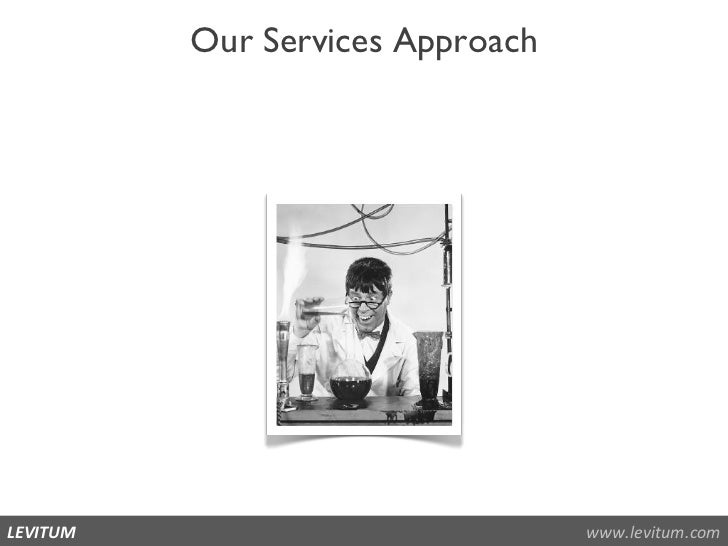 Our Services Approach