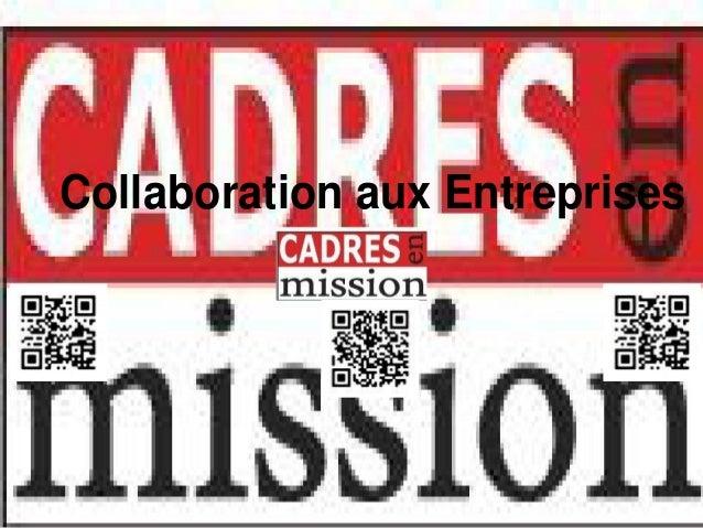Collaboration aux Entreprises