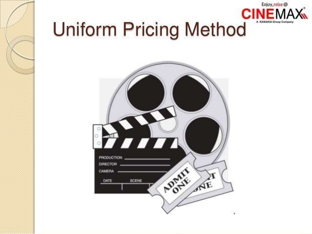 Uniform Pricing Method