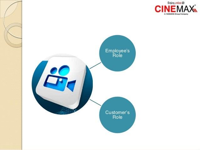 Services Marketing - Cinemax (Case Study)