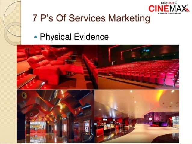 7 P's Of Services Marketing  Physical Evidence