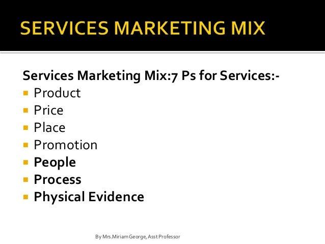 P S OF SERVICE MARKETING     SlideShare