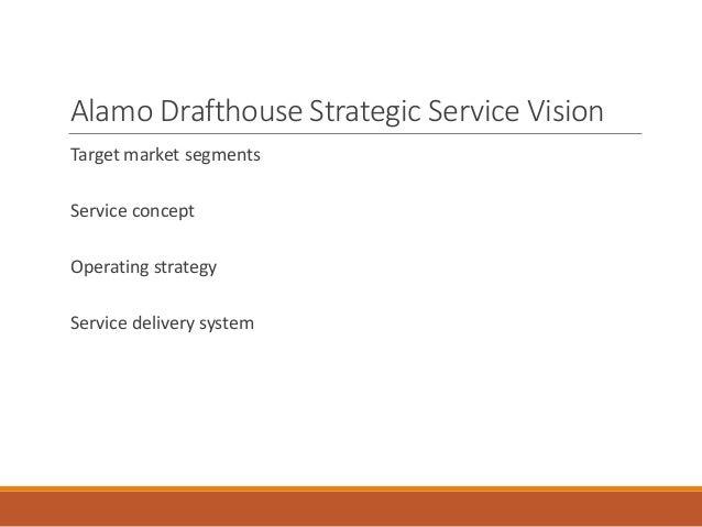 the alamo drafthouse case study answers