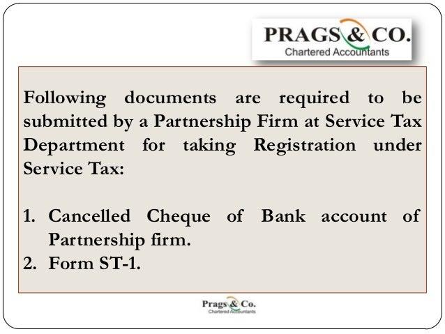 Registration Of Partnership Firm Form Www Pixshark Com