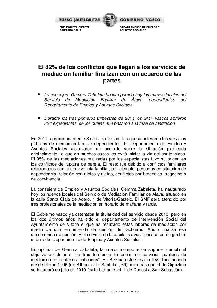 ENPLEGU ETA GIZARTE                           DEPARTAMENTO DE EMPLEO Y              GAIETAKO SAILA                        ...