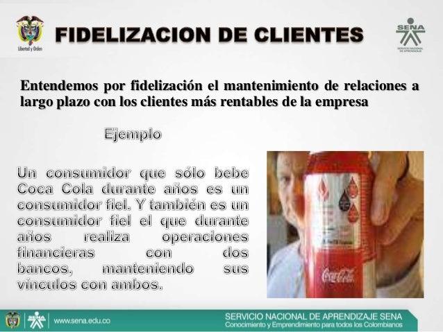 CRM: El Cliente como Centro de la Empresa•    ¿Por qué CRM?                                                   D           ...