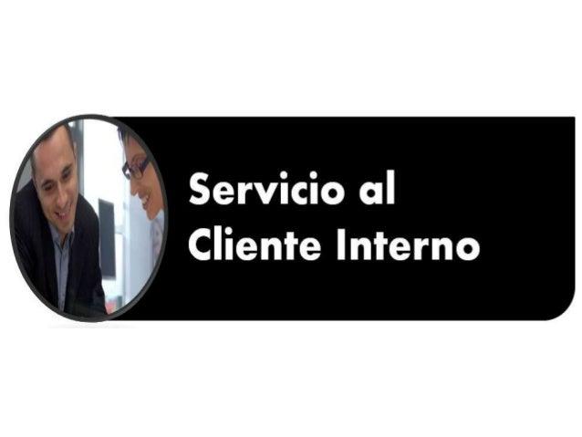 foto de Servicio al cliente interno