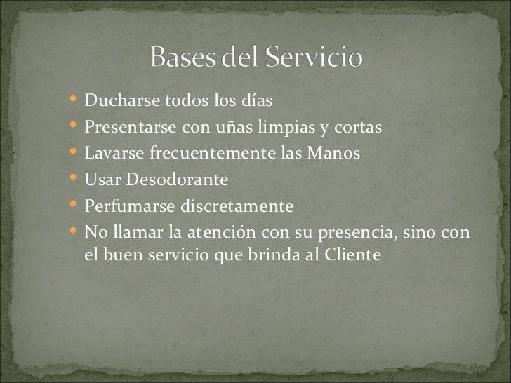 Servicio al cliente por marlene jaramillo granda Slide 3