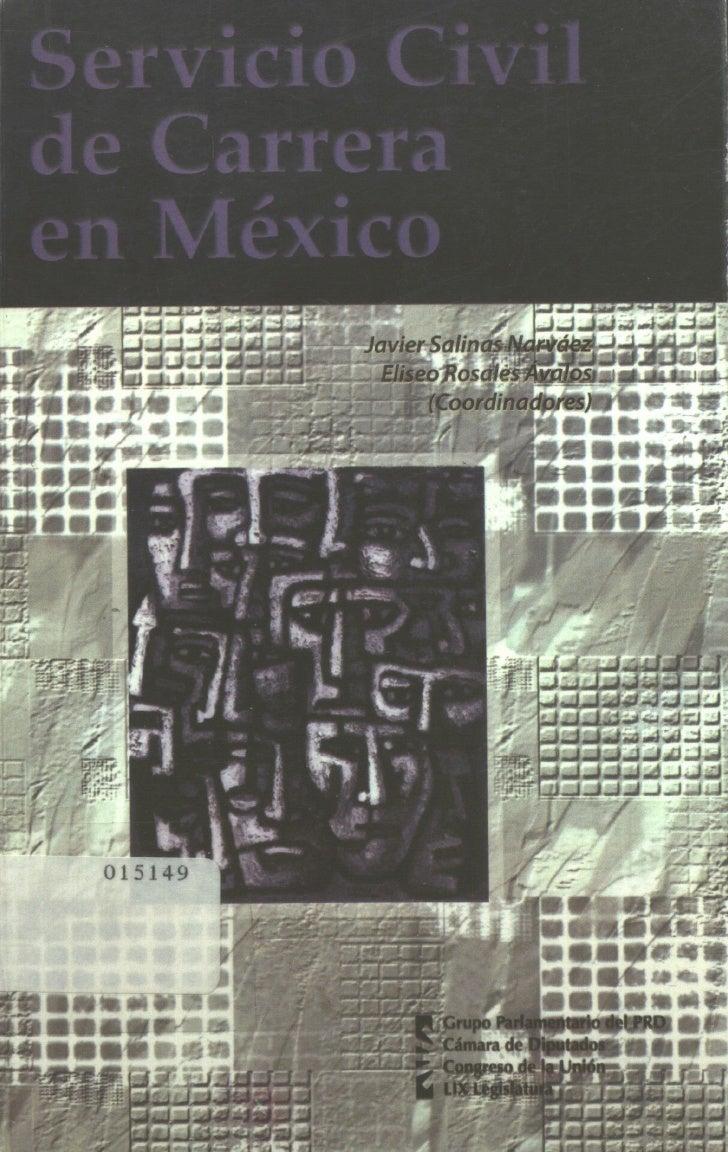 Servicio Civilde Carreraen México