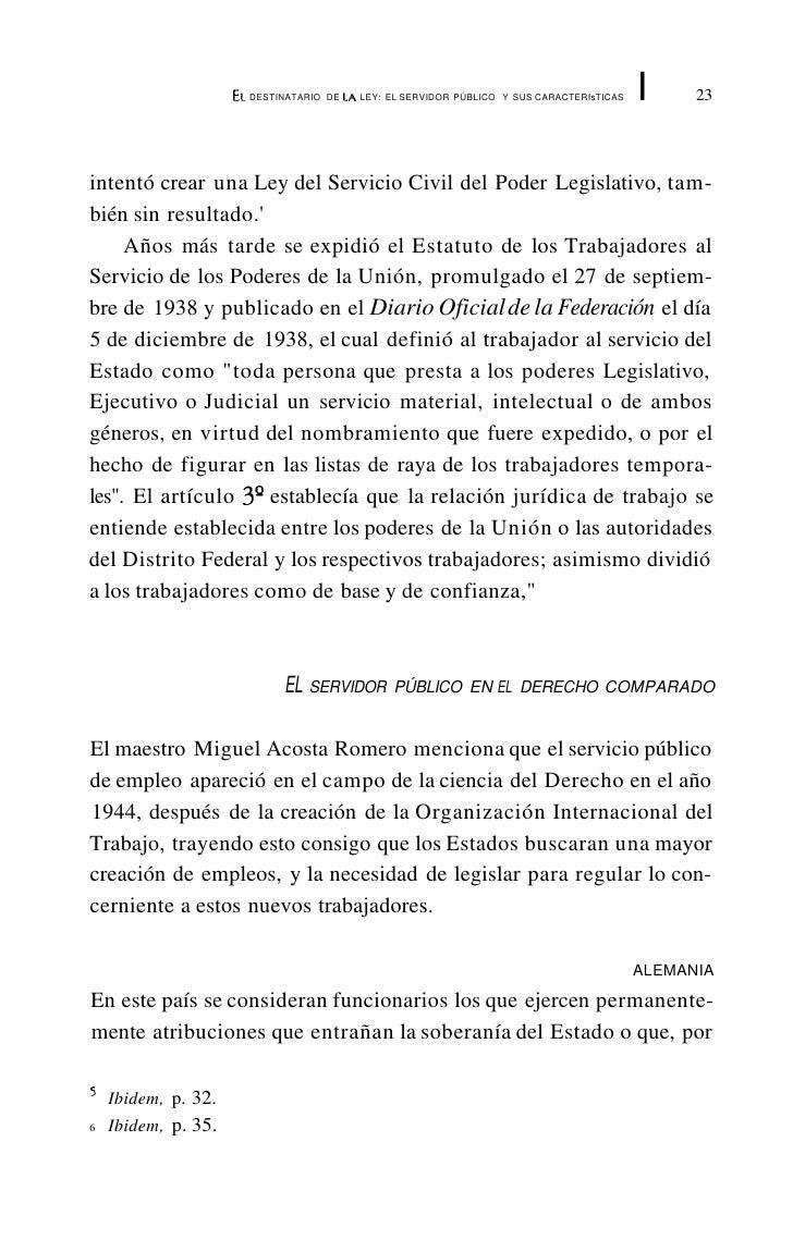 """EL   Dt.SlIN""""itK)   [)t.   1 A lt v: U ~UNI()OR PÜMlK () y SlJ l ARA! I tR~ IK,,~   27pública; a lo caracterizado por las ..."""