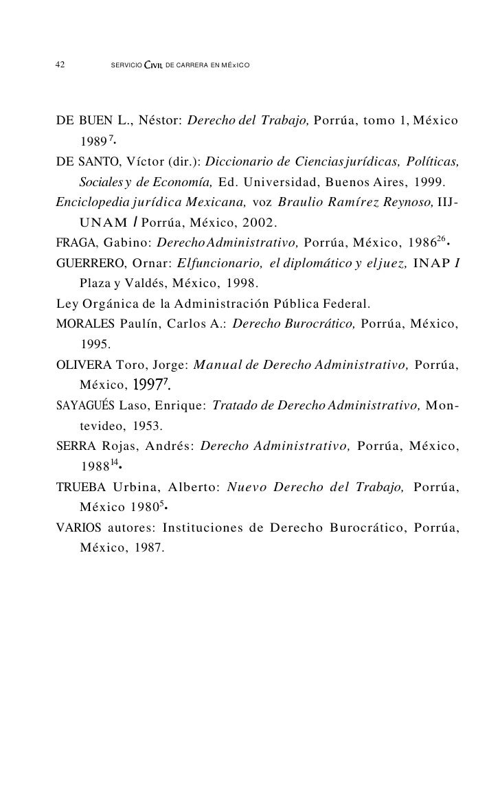 """46           SERVICIO Civu DE CARRERA EN MíXICO    Sócrates, considerado por algunos el fundador de la ética,afirmó: """"Yo n..."""