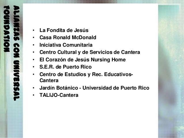 Servicio comunitario presentation - Mcdonald s puerto de la cruz ...