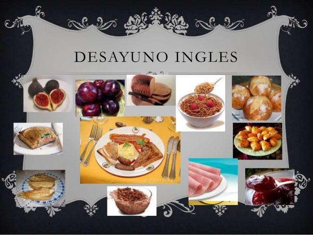 Servicio de alimentos y bebidas expoision for Almuerzo en frances
