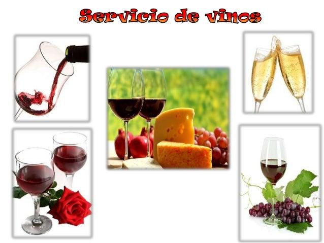 En los establecimientos donde se cuenta con jefe de vinos y, dado que este conoce la calidad de los vinos con que la cava ...
