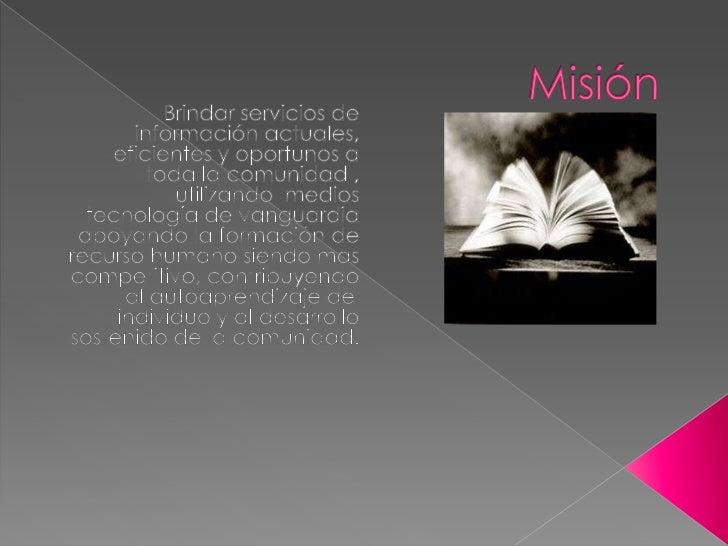 Servicios de biblioteca facultad de ciencias humanas Slide 3