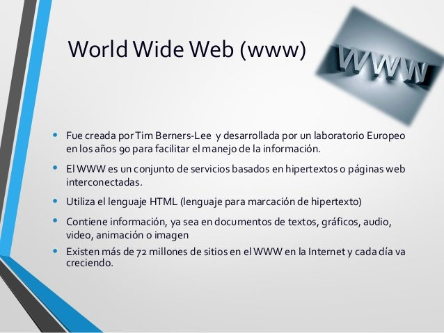 Chapter 1 The World Wide Web