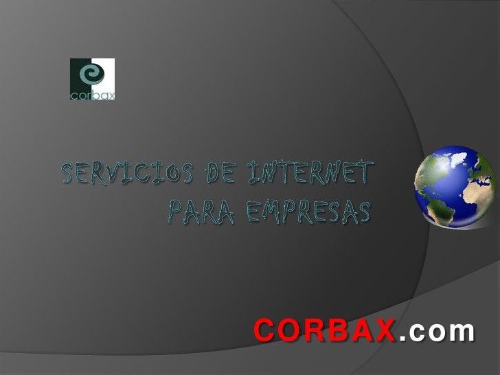 CORBAX.com