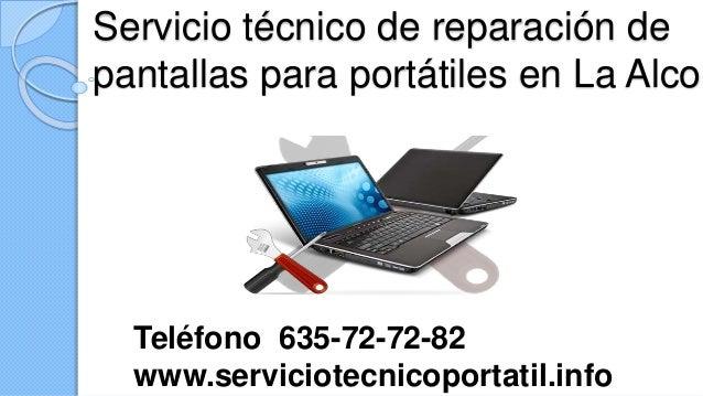 Servicio tecnico reparacion de pantallas para portatiles for Reparacion de portatiles en barcelona