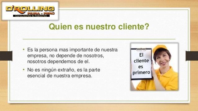 Servicio y atencion al cliente sector salud for Atencion al cliente