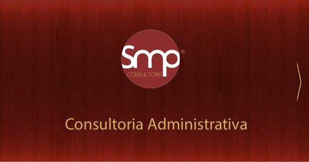 Consultoria Administrativa >