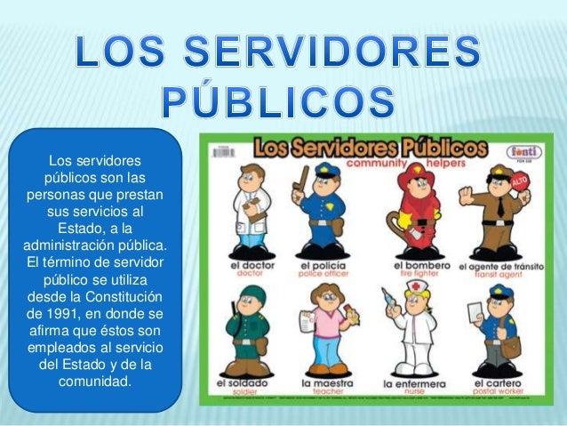 Servidores publicos m nica ojeda for Para todos los publicos