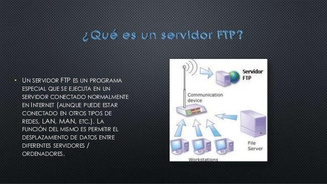 Servidor ftp Slide 3
