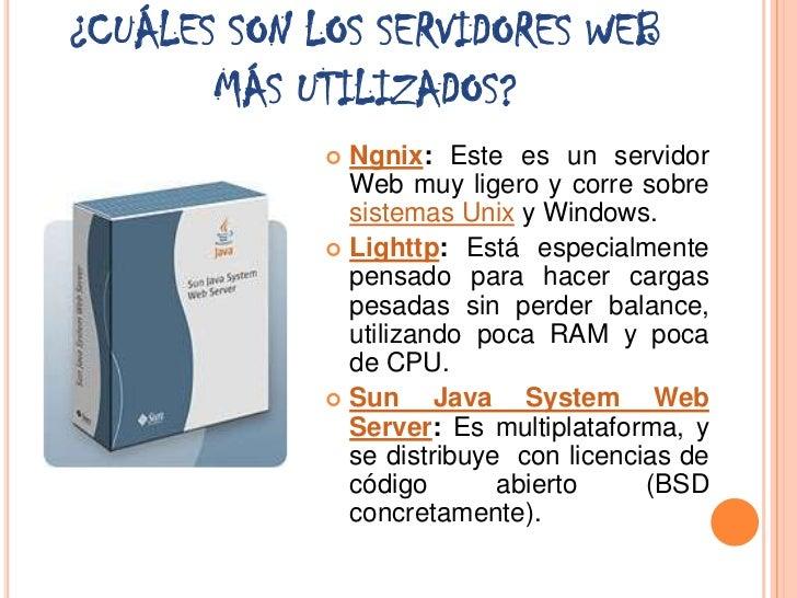 Servidor web