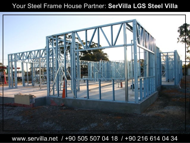 7 your steel frame