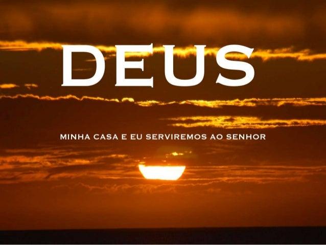 Serviremos a Deus