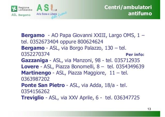 Bergamo, l'Asl premia i dipendenti che hanno smesso di fumare