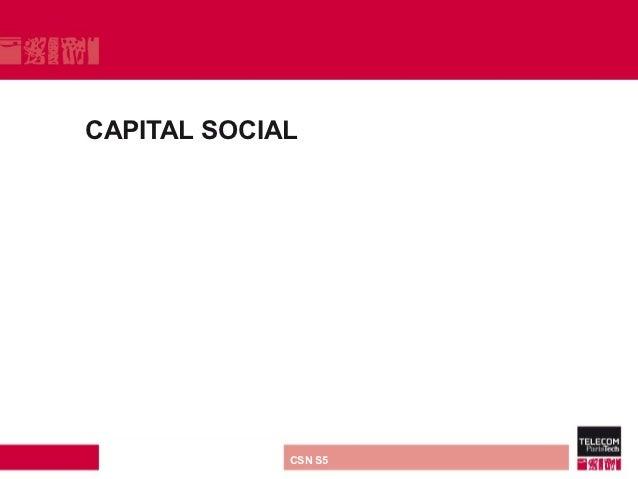 CAPITAL SOCIAL direction ou services   CSN S5