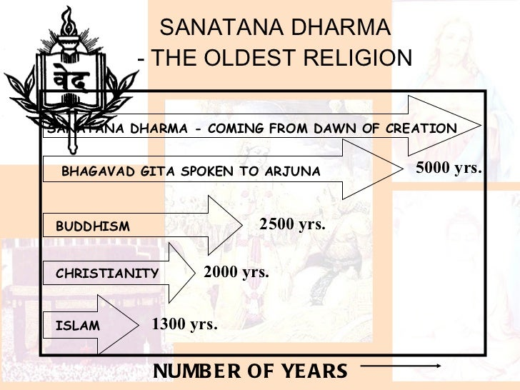 Ses If God Is One Then Why So Many Religions - Oldest religion