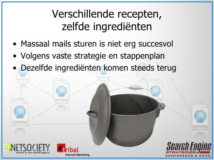 SES Amsterdam: Link Building Panel (Wiep Knol & Peter vd Graaf Slide 2