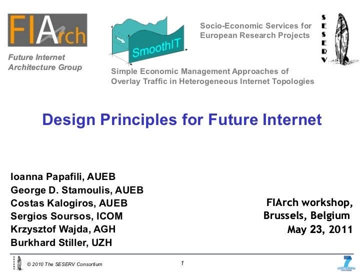 Socio-Economic Services for                                                         European Research ProjectsFuture Inter...