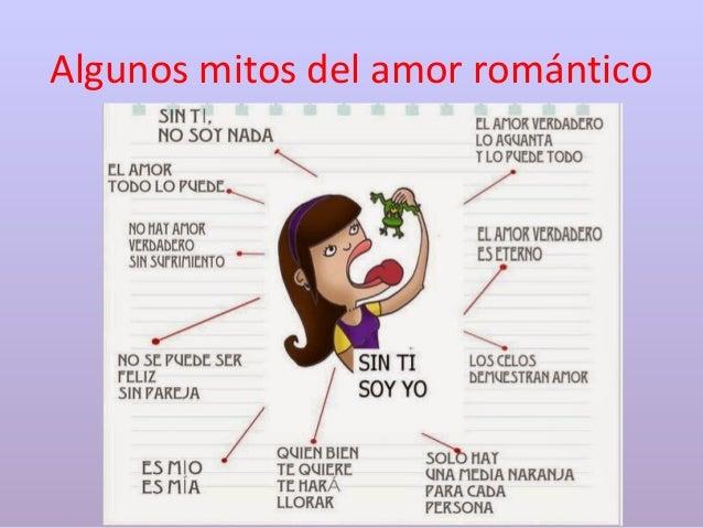 Resultado de imagen de mitos románticos