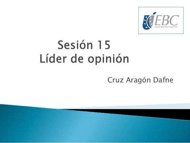 Cruz Aragón Dafne