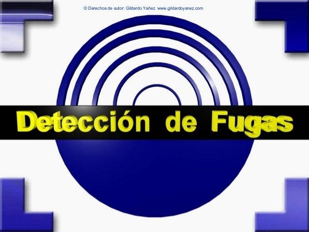 © Derechos de autor: Gildardo Yañez www.gildardoyanez.com