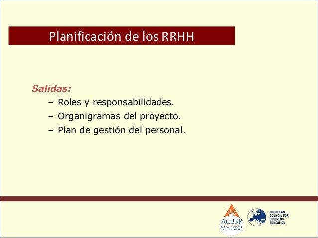 Criterios de LiberaciónEl determinar el método y laoportunidad para liberar a losmiembros del equipo beneficia tanto alpro...
