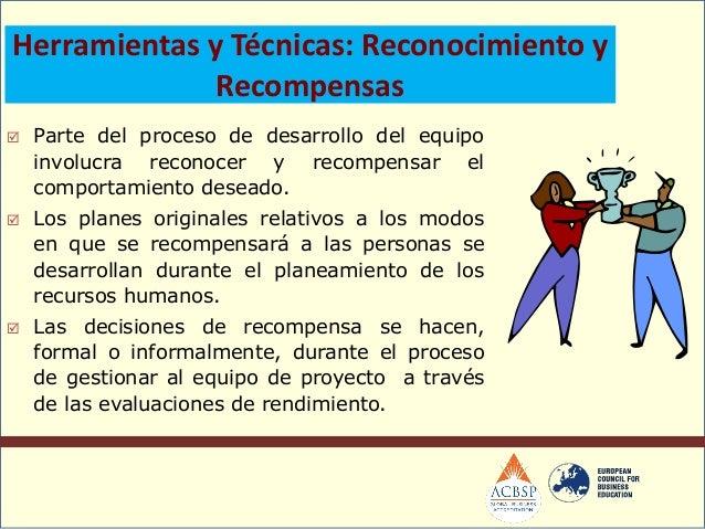 Entradas: Activos de los procesos de la organización. Asignación del personal del proyecto. Roles y responsabilidades....