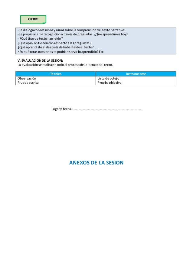 SESIÓN DE APRENDIZAJE COMPRENSION DE TEXTOS  CON RUTAS Slide 3
