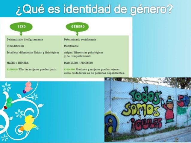 Sesión de aprendizaje n° 02 identidad de genero Slide 3
