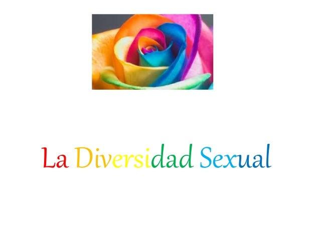 La Diversidad Sexual