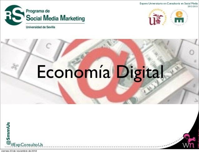 Expero Universitario en Consultoría en Social Media                                                                       ...