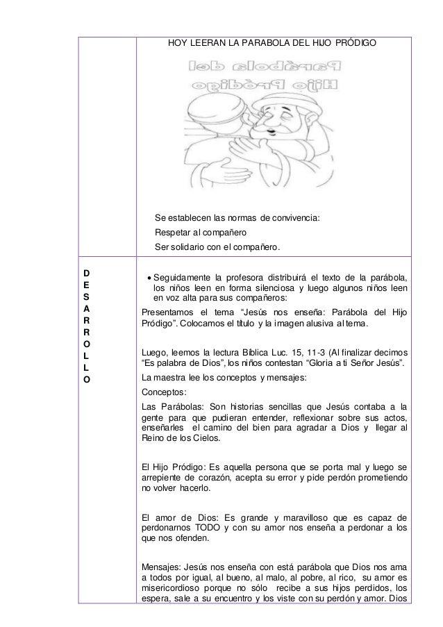Image Of Dibujos Para Colorear Cristianos Del Hijo Prodigo El ...