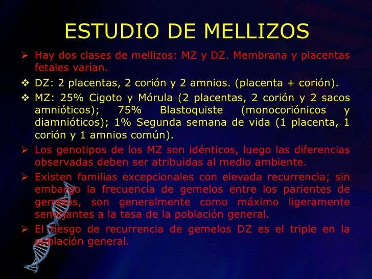 MÉTODO DE ANÁLISIS GENEALÓGICO