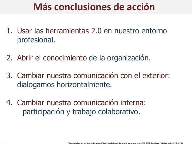 Mundo digitalizado y trabajo colaborativo en red sesi n 2 for Trabajo de interna en barcelona