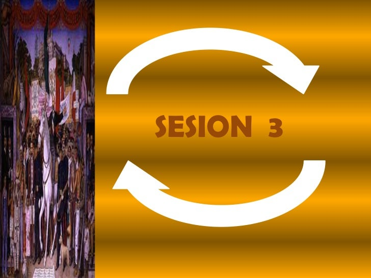 SESION  3<br />